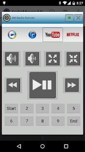 Remote Android Mouse- screenshot thumbnail