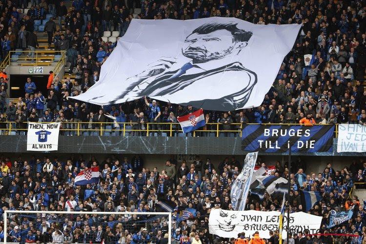 📷 Het afscheid? Supporters Club Brugge hadden wat in petto voor emotionele Ivan Leko