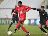 Anderson Lopez fait ses débuts en championnat avec le Cercle de Bruges