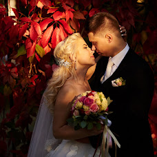 Wedding photographer Denis Tarasov (magicvideo). Photo of 17.10.2017