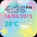Cute Weather Widget icon
