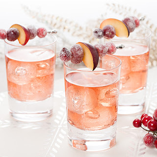Sparkling Sugar Plum Punch