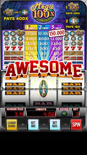 MEGA 100x Slots android2mod screenshots 6