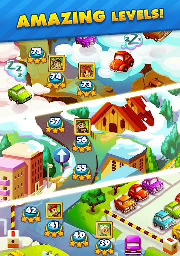 Traffic Puzzle - Cars Match 3 Game 1.49.146 screenshots 9
