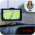 GPS Voice Route Finder icon