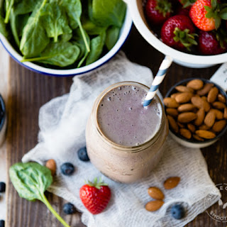BERRY PROTEIN BASH