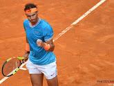 Rafael Nadal klopt Stefanos Tsitsipas op weg naar finaleplek in Rome