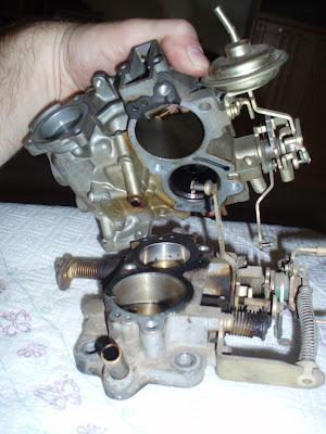 Toyota 22r carburetor rebuild