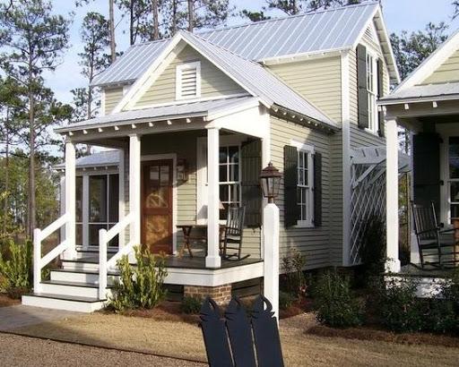 木房子的想法