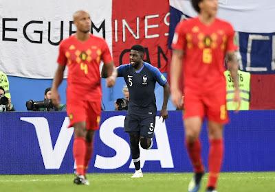 """Roberto Martinez refuse l'idée de revanche face à la France : """"C'est une autre histoire"""""""