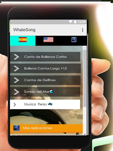 Whale song to sleep 1.0.5 screenshots 2