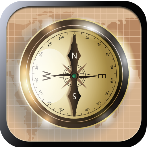 Compass Map For Android