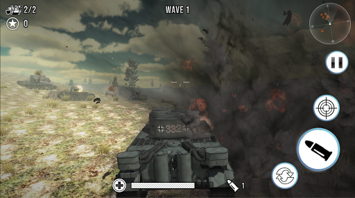 World War Tank : Tank of Fury 1.1.3 screenshots 2