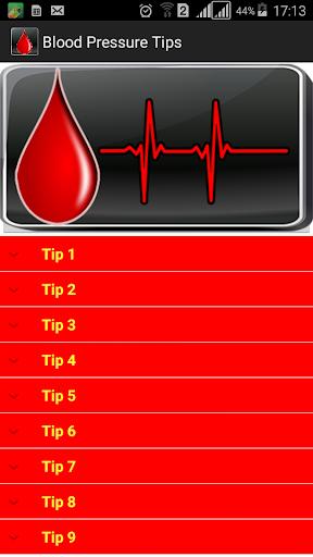 血圧のヒント