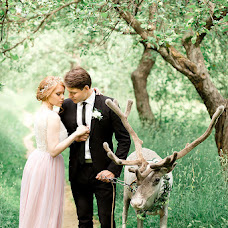 Wedding photographer Darya Voronina (Aniva1935). Photo of 15.02.2017