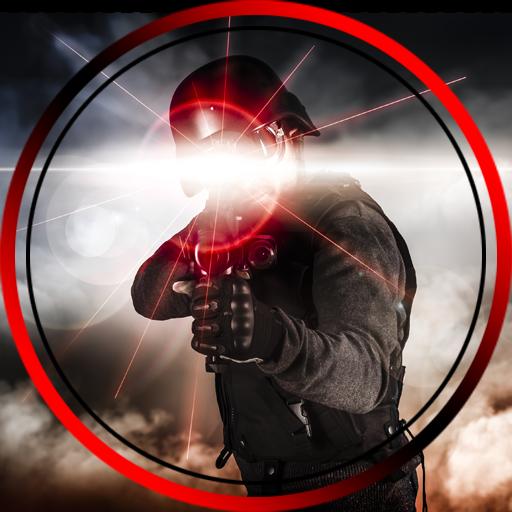 枪击声 音樂 LOGO-玩APPs