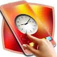 Multicolor Clock Live icon