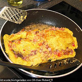 Omelette a la Robert