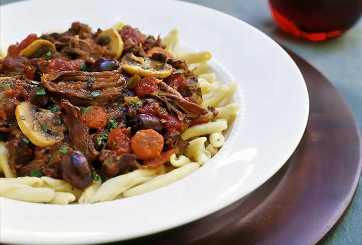 ProvençAl Beef Stew | Daube Recipe