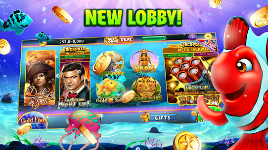 Gold Fish Casino Slots – Free Online Slot Machines Apk Download For Android and iPhone 2