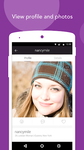 Lesly: Lesbian Dating App 1.3.5 screenshots 5