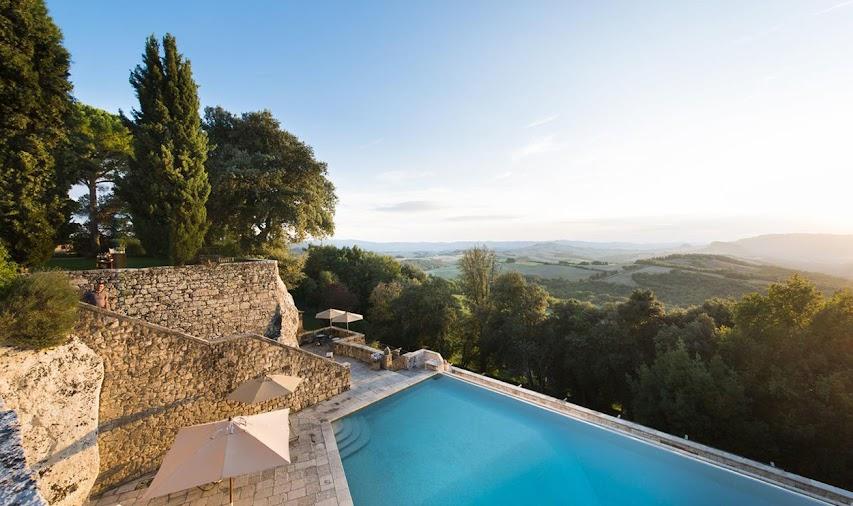 Borgo Pignano, Tuscany, Italy
