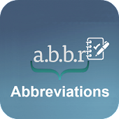 Abbreviations (Short Forms)