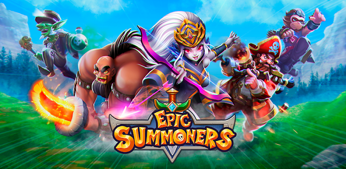 Epic Summoners: Helden im Kampf - Action-RPG