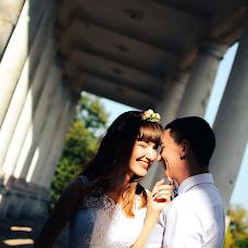 Wedding photographer Olga Smaglyuk (brusnichka). Photo of 09.10.2017