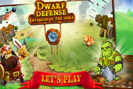 Dwarf Defense- screenshot thumbnail