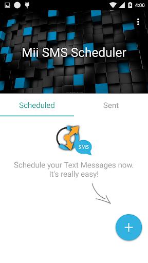 Mii SMS Scheduler