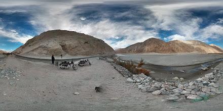 Photo: Nubra River, Ladakh