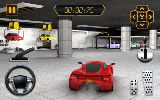 Multi-Storey Car Parking Spot 3D: Auto Paint Plaza filehippodl screenshot 7