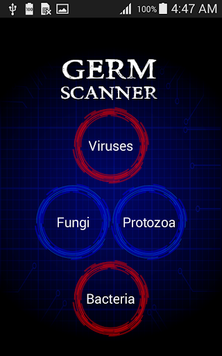 玩娛樂App|세균 스캐너 재미免費|APP試玩