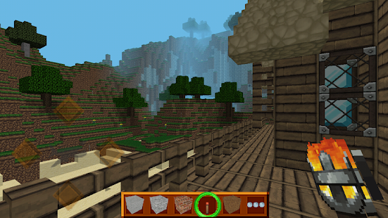 Max Craft: Pocket Edition Screenshot