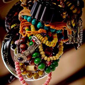 bracelet by Nadia Puteri Meutia - Artistic Objects Still Life