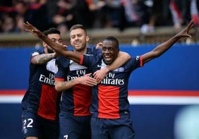 Le PSG s'impose à Lorient sans forcer