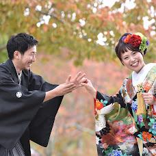 Wedding photographer Kazuki Ikeda (kikiphotoworks). Photo of 10.11.2017