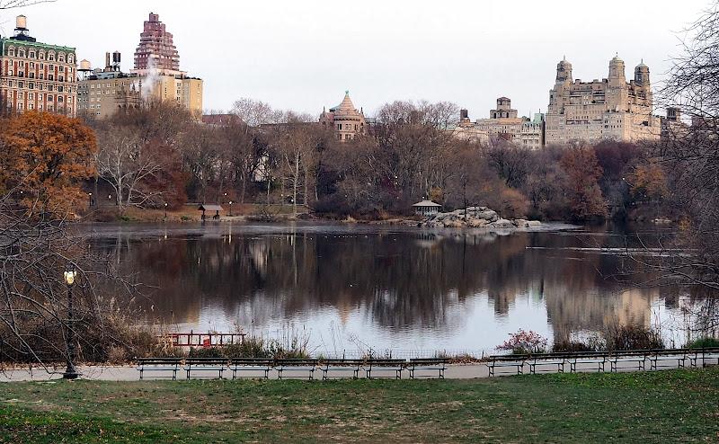 riflessi newyorkesi di smpaint
