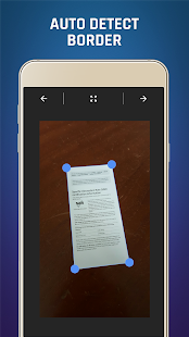 Easy Scanner - Camera to PDF- screenshot thumbnail
