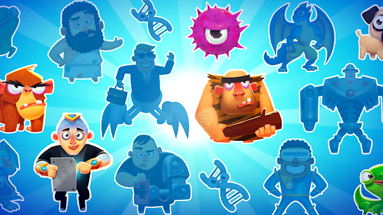 Human Evolution Clicker: Tap and Evolve Life Forms Screenshot