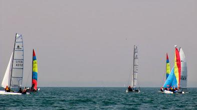 Photo: Water Rats Regatta - High Portsmouth fleet