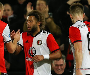 Feyenoord blijft in het spoor van Ajax en PSV, Belgen op de bank bij Utrecht