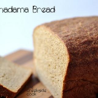 Anadama Bread – Step by Step, Making Yeast Bread.