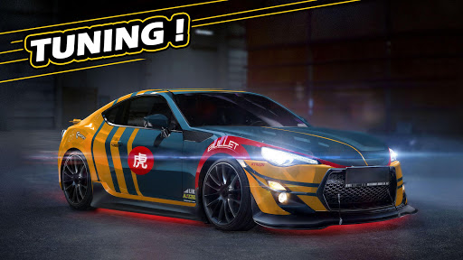 GTR Speed Rivals APK MOD screenshots 2