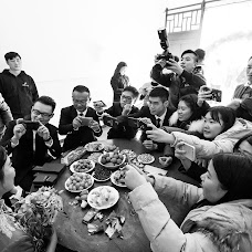 Wedding photographer Xiang Qi (anelare). Photo of 13.01.2018