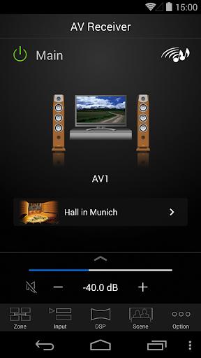 AV CONTROLLER screenshot 1