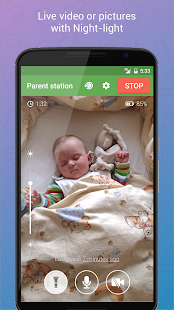 Baby Monitor 3G (Trial)- screenshot thumbnail
