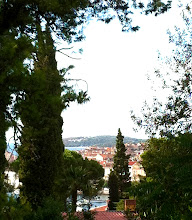 Photo: View from our pension in Rovinj.
