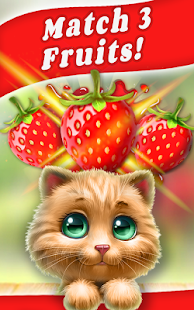 Download Cat Match Story: Fruit City For PC Windows and Mac apk screenshot 2
